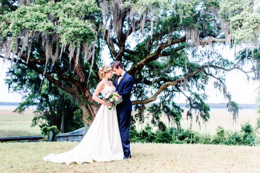 South Island Plantation wedding inspiration in Georgetown, SC by Corina Silav Studios