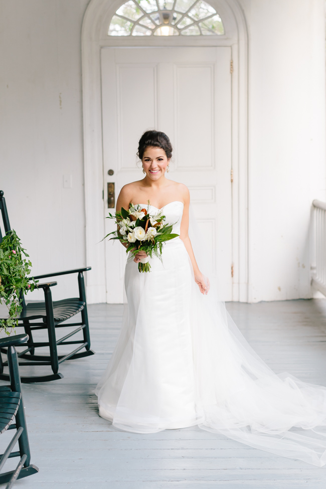 Haley & Daniel's Governor Thomas Bennett House wedding in Charleston, SC by Lauren Carnes Photography