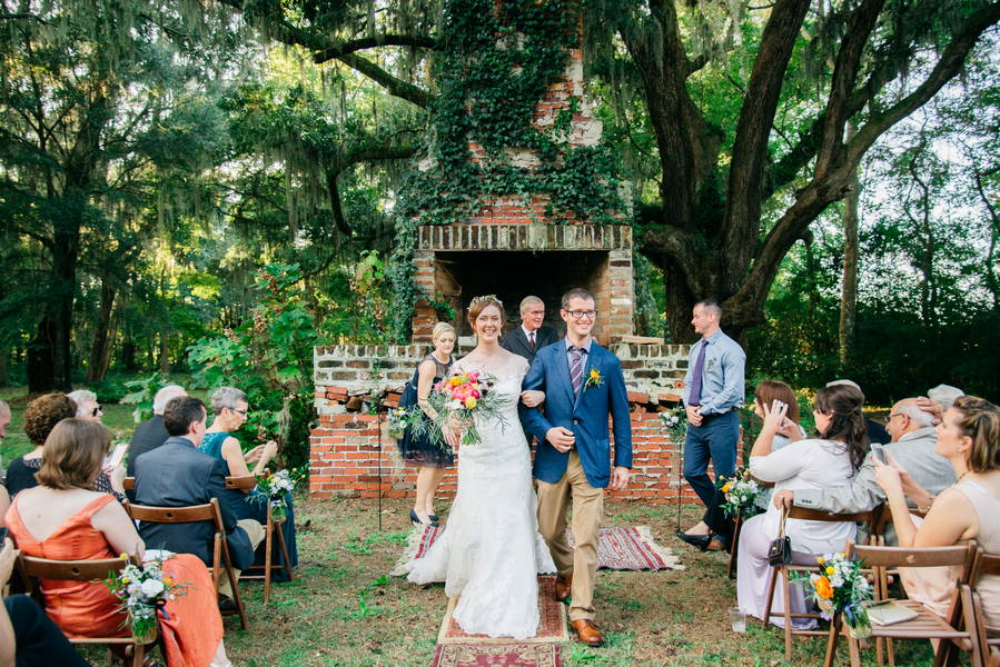 The Barn at Walnut Hill wedding in Johns Island, SC by Pure Luxe Bride