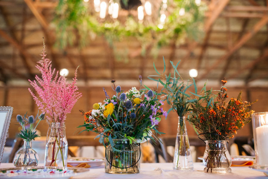 Barn at Walnut Hill wedding by Pure Luxe Bride