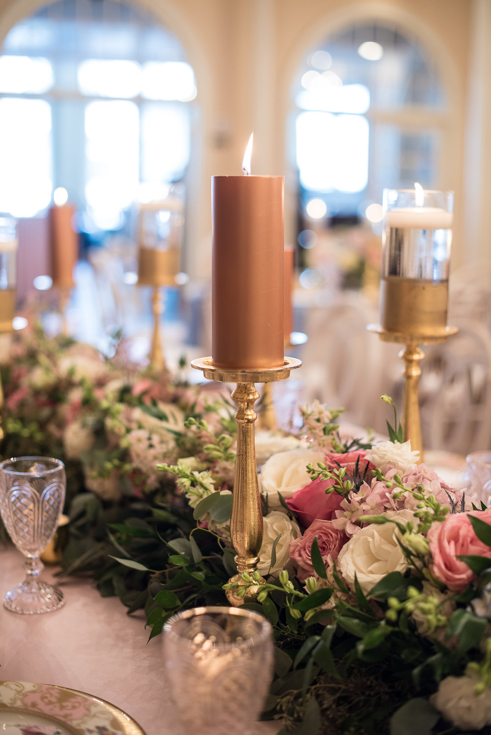 Charleston Event Styling by Larger Than Life Events and Design for Behind The Veil