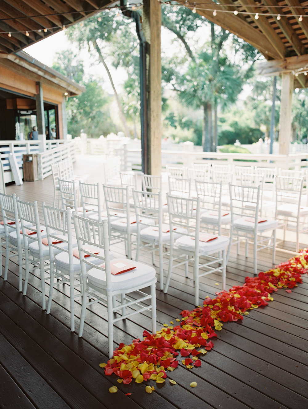Lindsey + Zach's Sonesta Resort Hilton Head Island wedding by Landon Jacob Productions