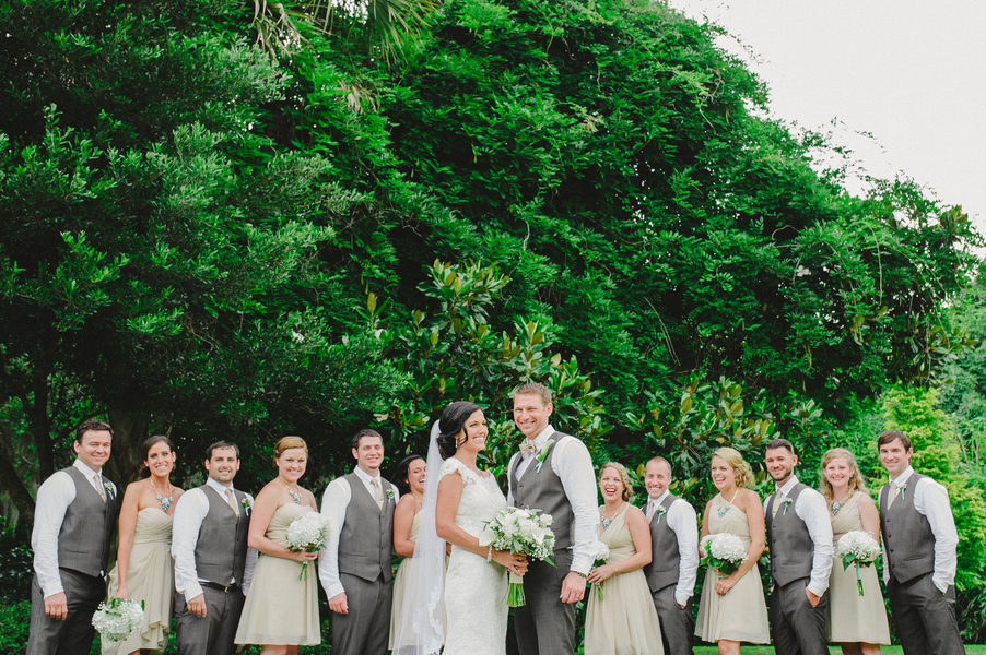 Jessi & Gary's Magnolia Plantation and Gardens wedding in Charleston, SC by Priscilla Thomas Photography