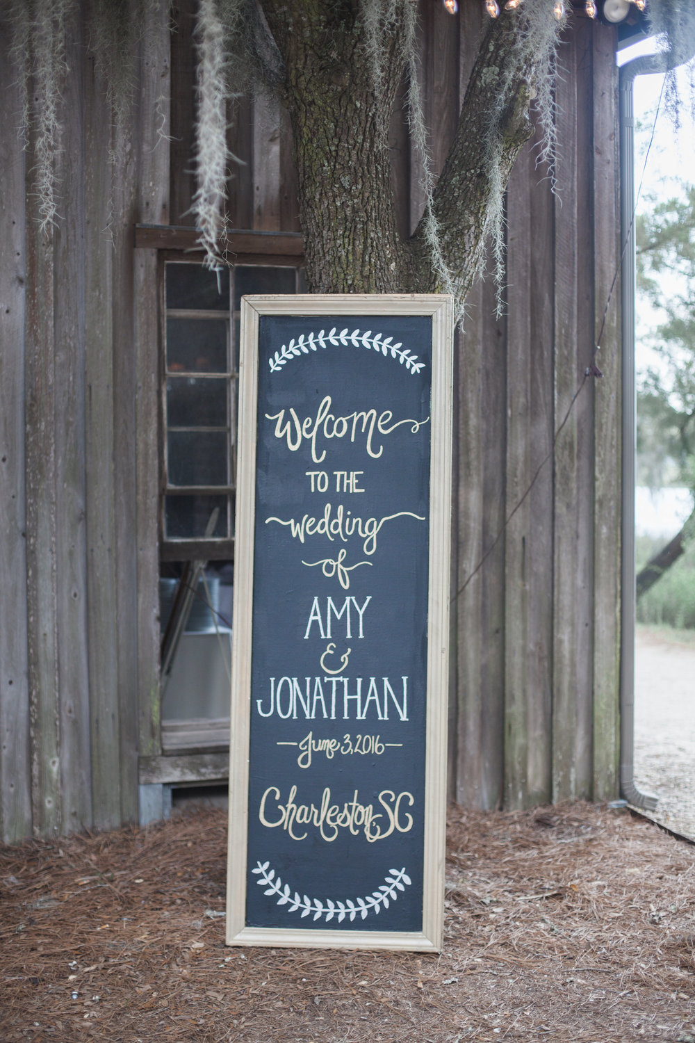 Amy + Jonathan's Charleston wedding at Boone Hall Plantation by Jarrad Lister Photography