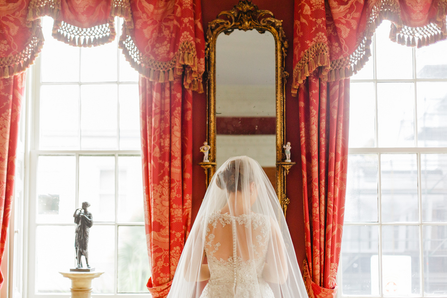 Charleston wedding at The William Aiken House by Riverland Studios