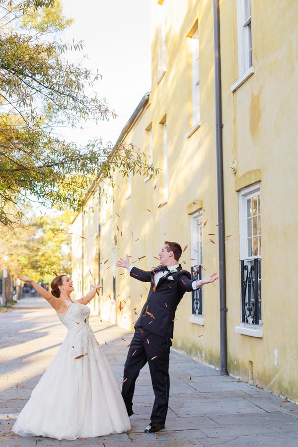 William Aiken House wedding in Charleston, SC by Loluma