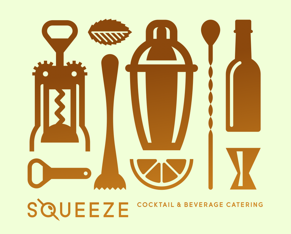 Squeeze Onsite - Wedding Bar, Cocktail and Beverage services