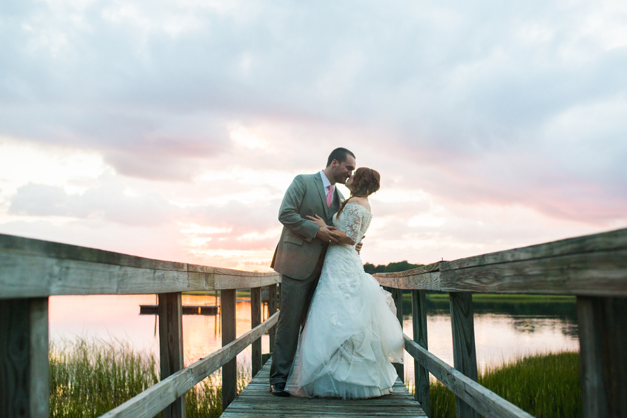 Caitlin + Hough's Lowcountry wedding in Charleston, South Carolina