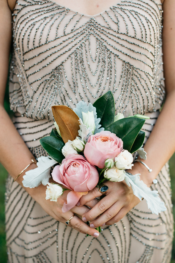 Bridesmaids bouquet by Sweet Magnolia Flowers