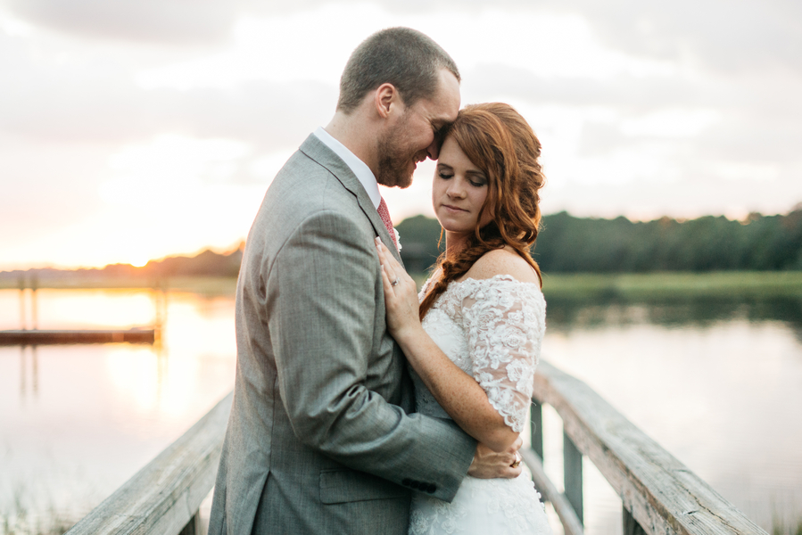 Caitlin + Hough's Oak Point Plantation wedding