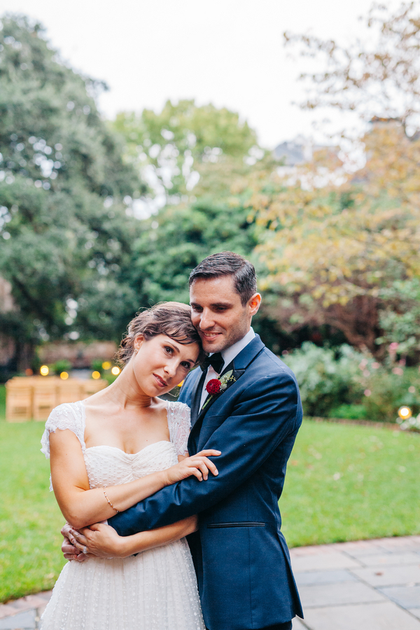 Cammie + Joseph's Lowcountry wedding in Charleston, SC