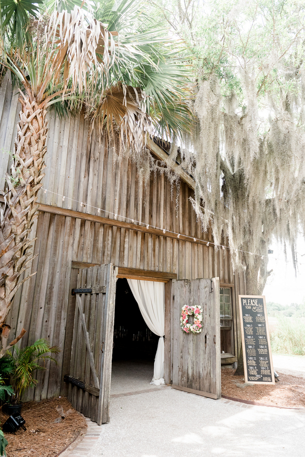 Charleston wedding at The Cotton Dock