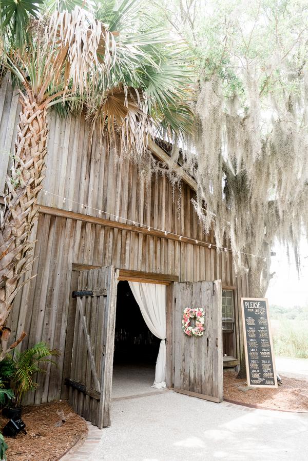 Charleston wedding at The Cotton Dock