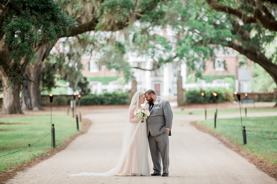 Caitlin + Bradley's South Carolina wedding by Confetti Events SC