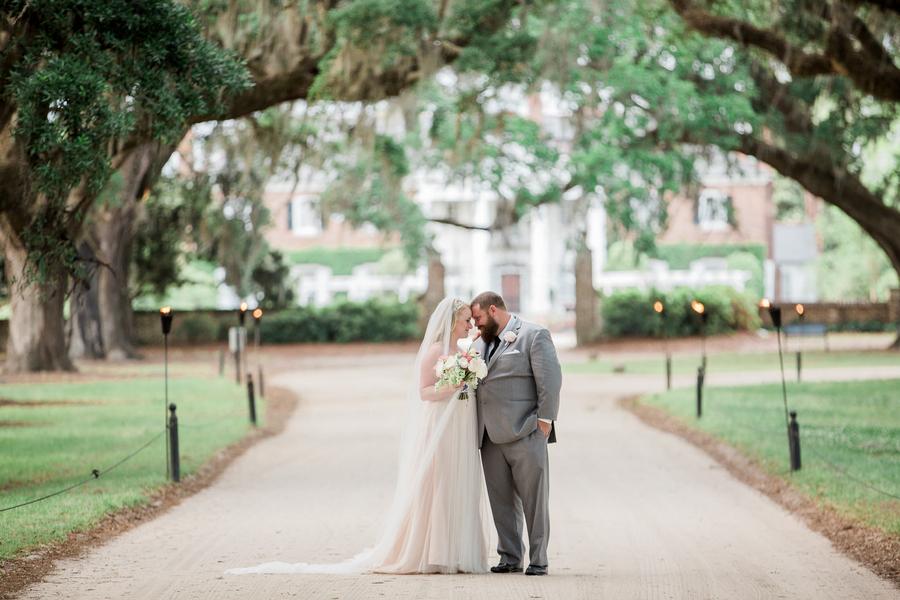 Caitlin + Bradley's South Carolina wedding by Confetti Events SC