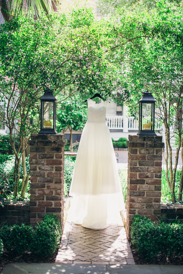 Wedding Prep at Zero George in Charleston, South Carolina