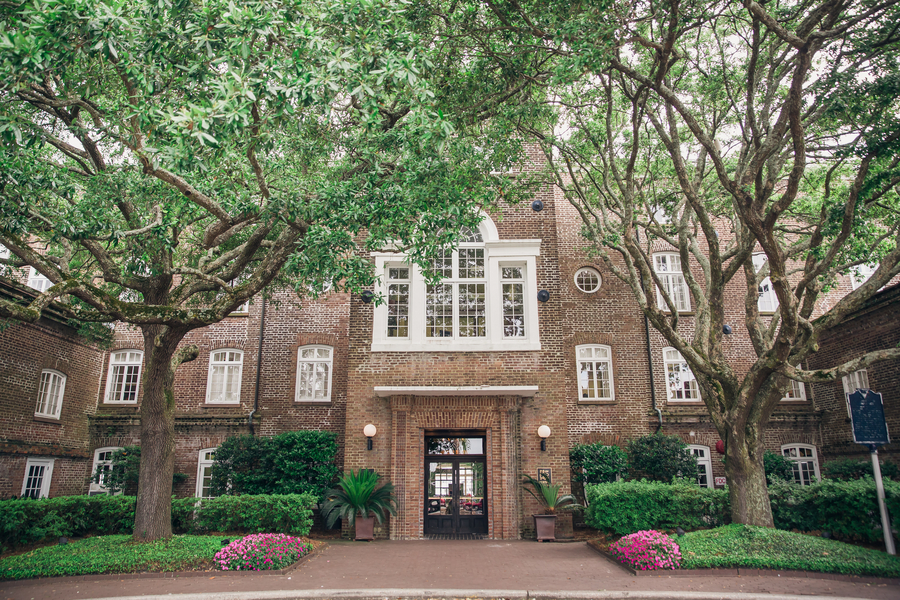 Historic Rice Mill Building - Charleston, South Carolina wedding venue