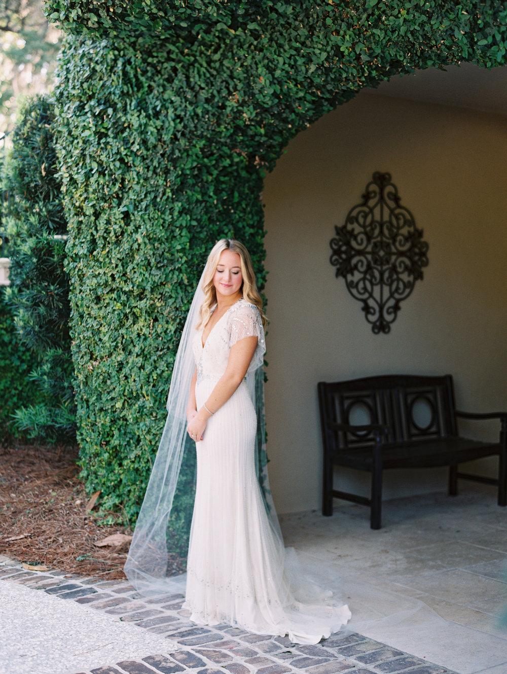 Oldfield Club Wedding Portraits