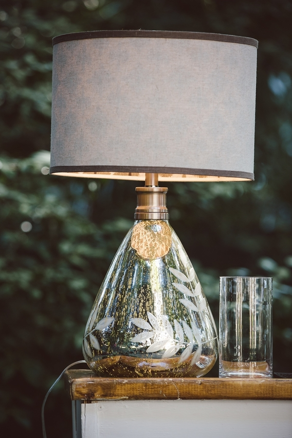Bar lamps - Charleston event rentals from Ooh! Events