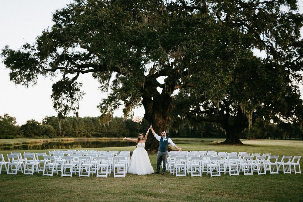 Charleston wedding - Wingate Plantation