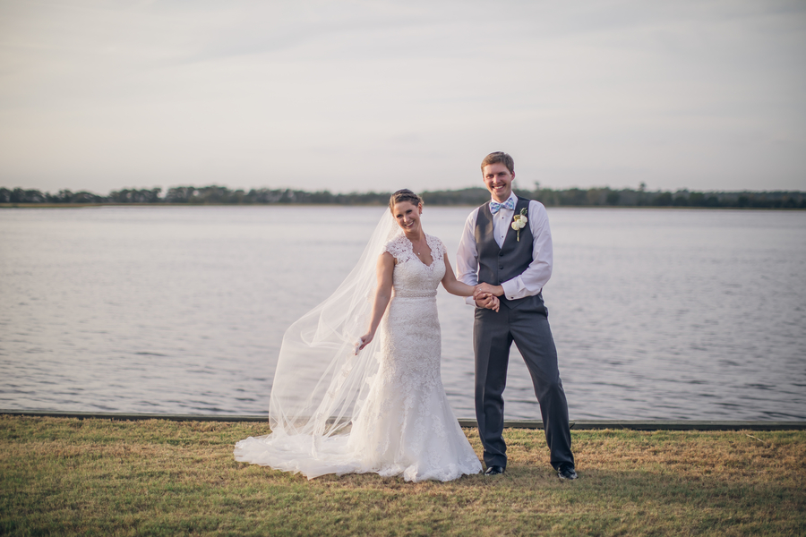 Lendy + Sean's Island House wedding on Johns Island, South Carolina