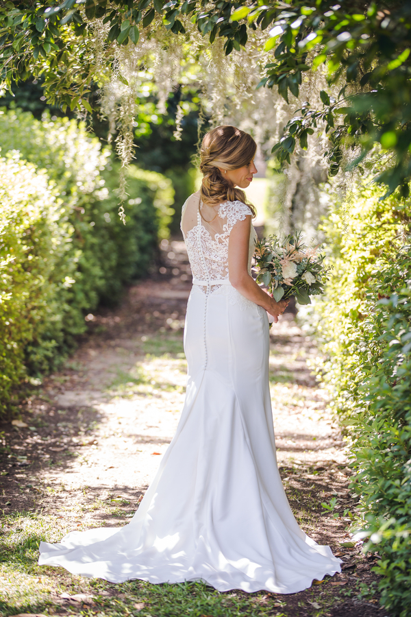September wedding at Middleton Place in Charleston, SC by Richard Bell Photography