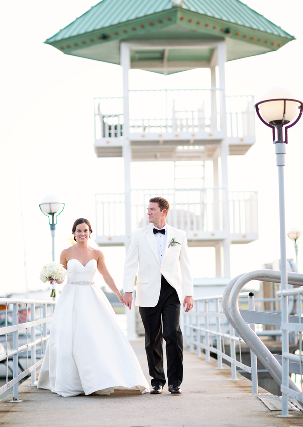 Savannah Yacht Club wedding in Georgia by Posh Petals & Pearls