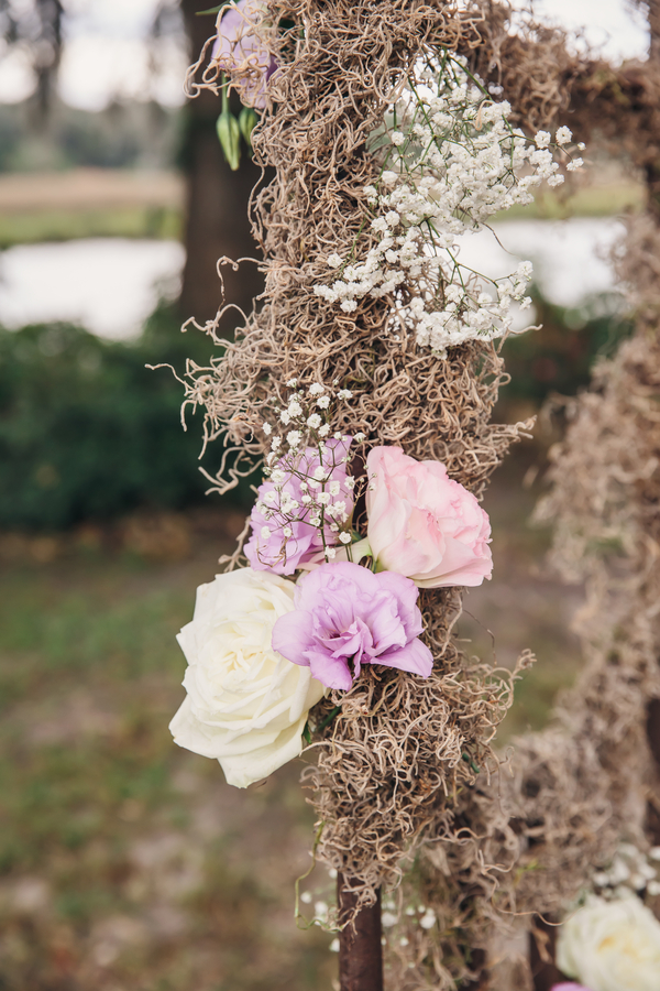 Charleston wedding at Magnolia Plantation and Gardens by Richard Bell Photography
