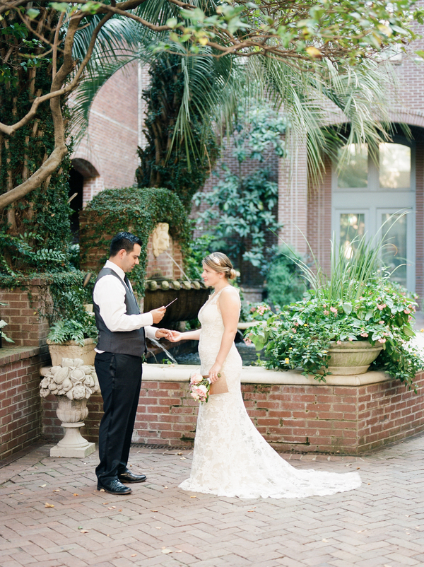 Wedding Anniversary Vow Renewal in Charleston, SC by Gillian Reinhardt