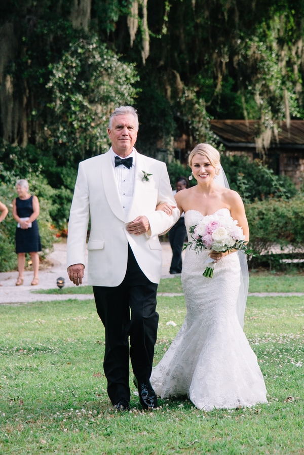Summer Charleston Wedding at Magnolia Plantation and Gardens