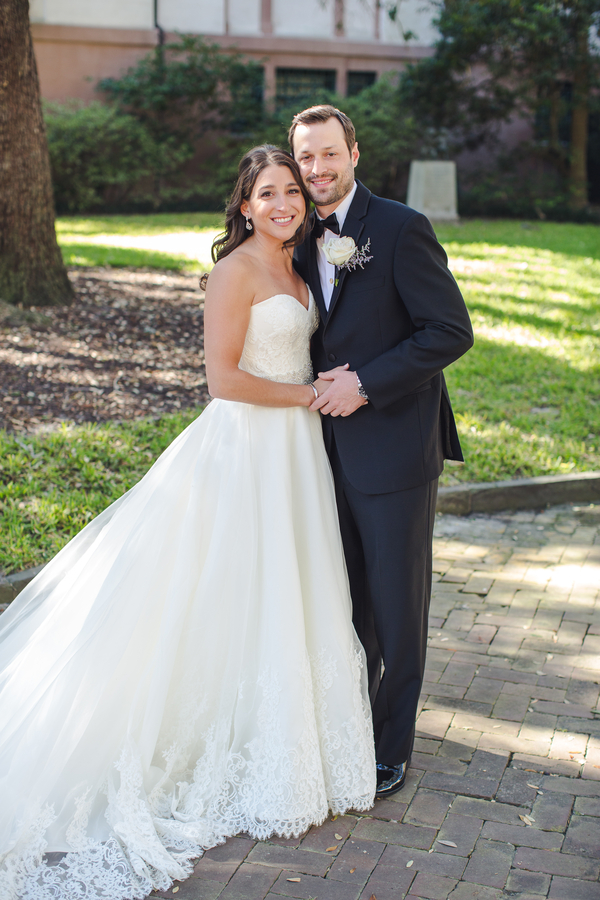 Hibernian Hall Wedding in Charleston, SC by Richard Bell Photography