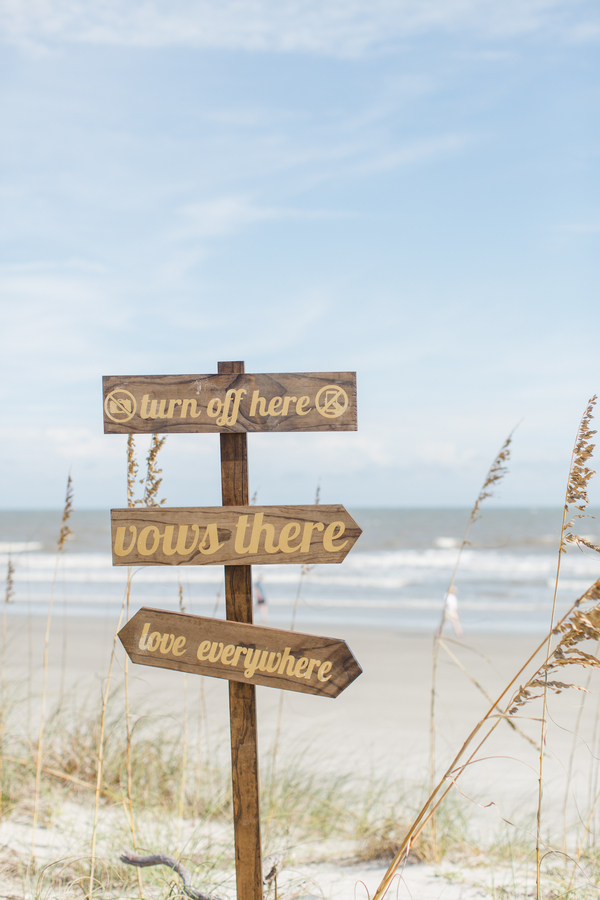 Hilton Head Island wedding by Priscilla Thomas Photography
