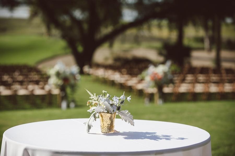 River Course wedding