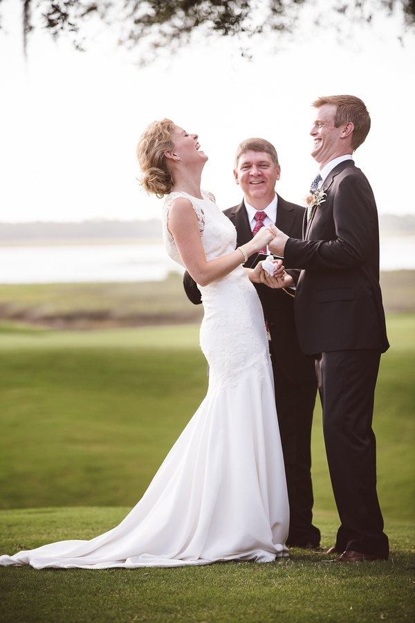 River Course wedding on Kiawah Island, SC by Branch Design Studio