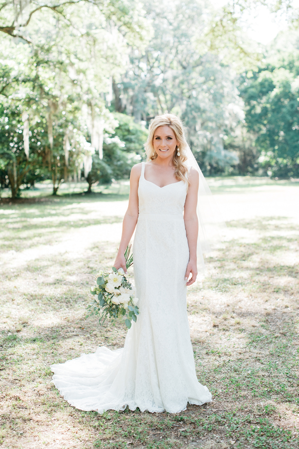 Charleston wedding at The Legare Waring House
