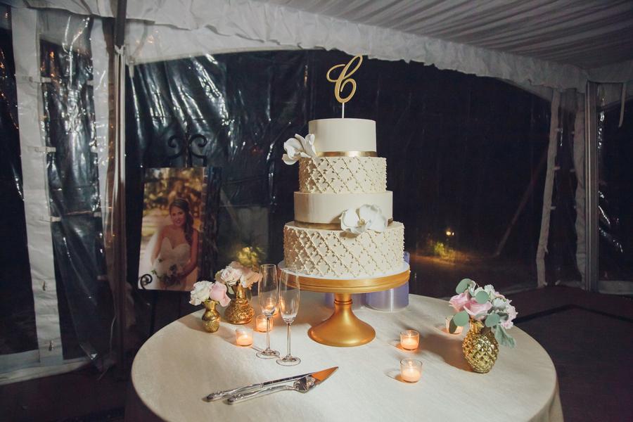 Patriots Point wedding
