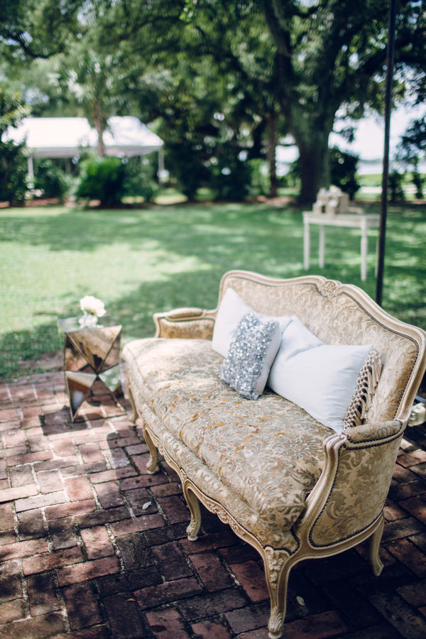 Late Summer wedding at Lowndes Grove Plantation in Charleston, SC