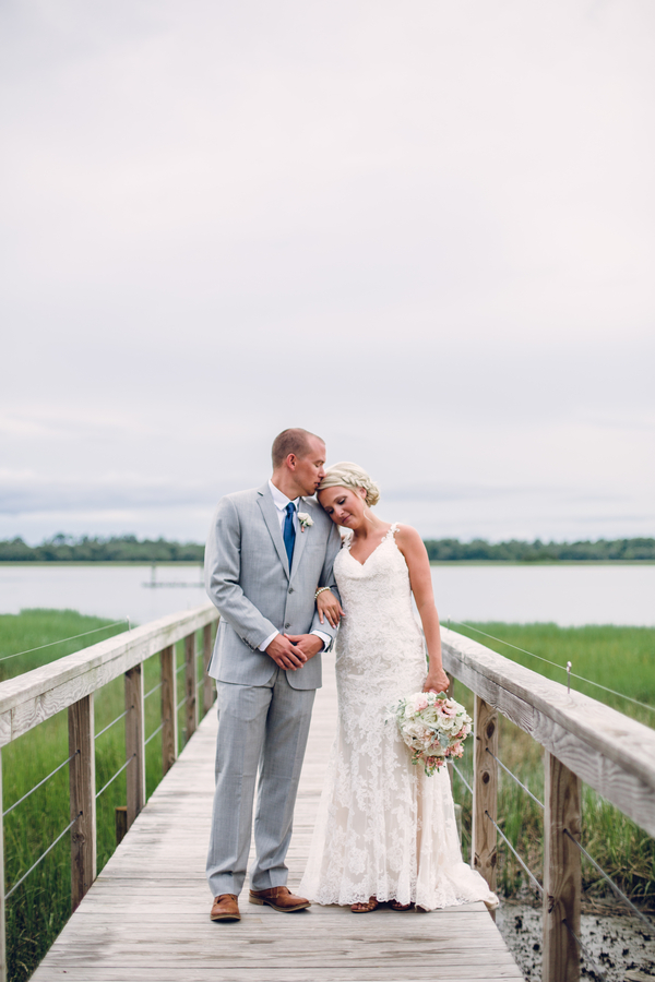 Charleston wedding at Lowndes Grove Plantation