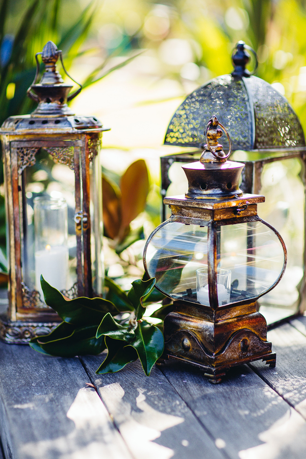 Eclectic lanterns
