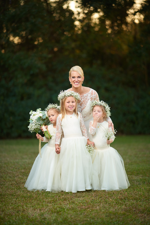 Gold Charleston wedding at The Island House