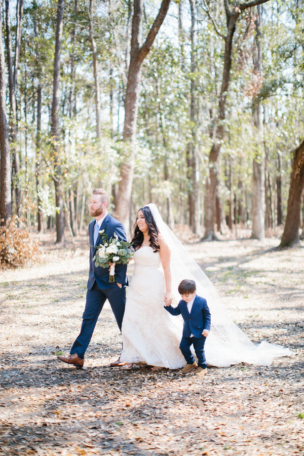 Intimate Savannah wedding at Wormsloe Plantation