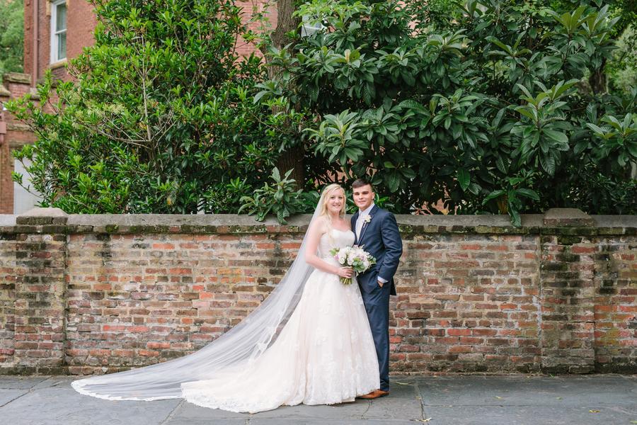 Wickliffe House wedding in Charleston, South Carolina