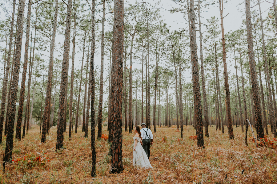 South Carolina Wedding Anniversary Session by Amanda Seifert Photography