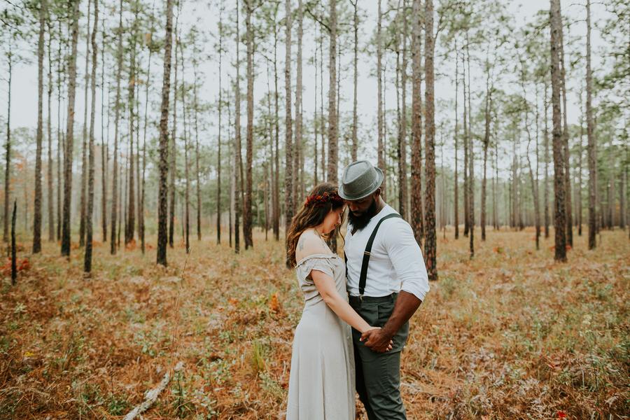 South Carolina Wedding Anniversary Session by Amanda Seifert Photography