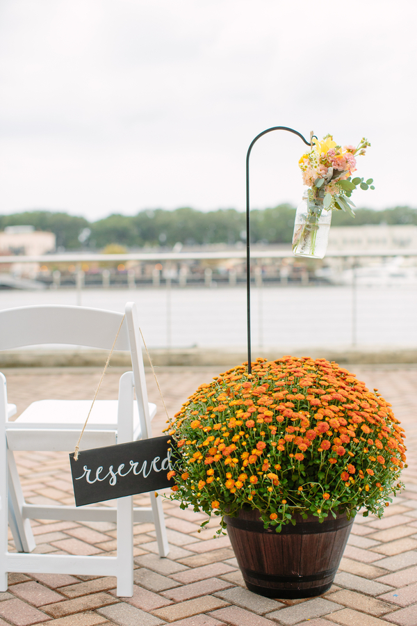 Westin Savannah Harbor Golf Resort & Spa wedding by Studio Adele