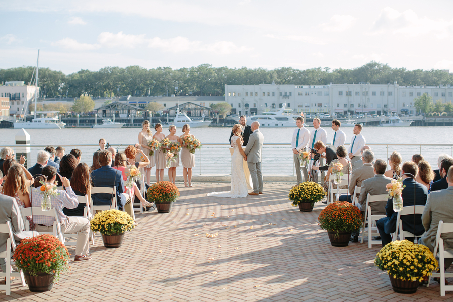 Riverfront Wedding at The Westin Savannah Harbor Golf Resort & Spa