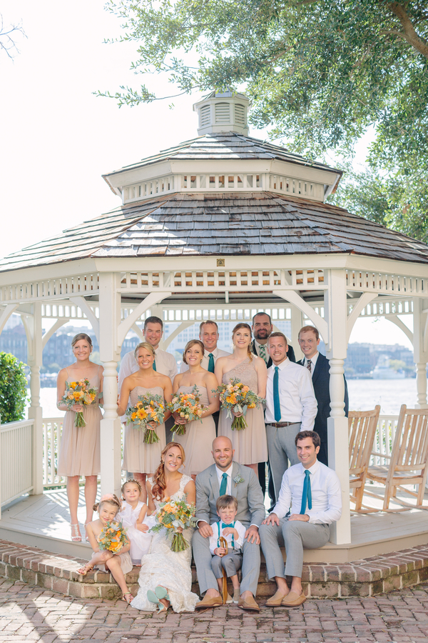 Riverfront Wedding at The Westin Savannah Harbor Golf Resort & Spa by Studio Adele Photography