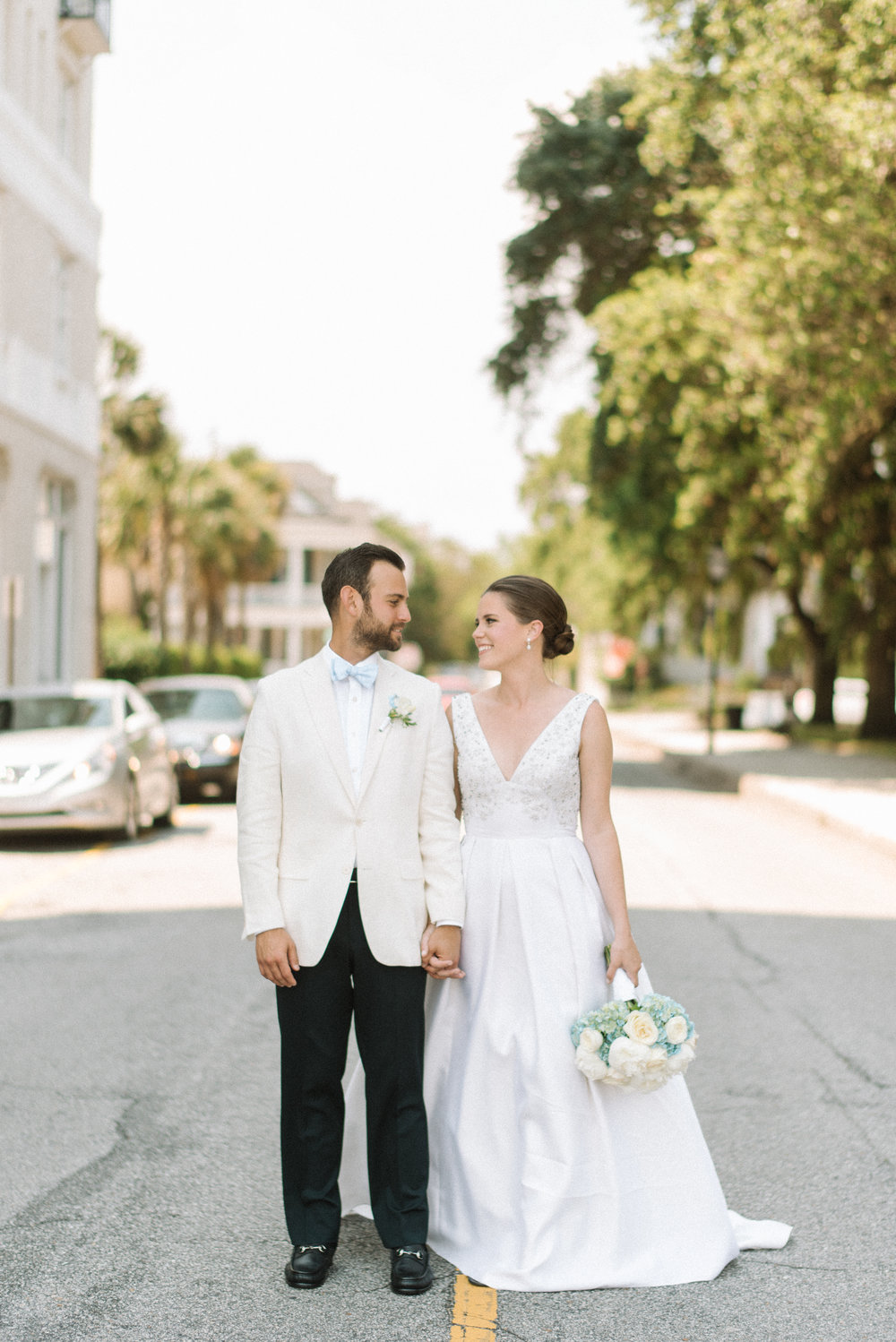Romantic William Aiken House wedding by A Charleston Bride