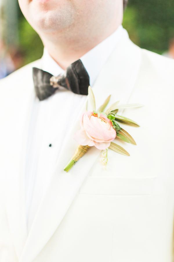 Governor Thomas Bennett House Wedding in Charleston, South Carolina