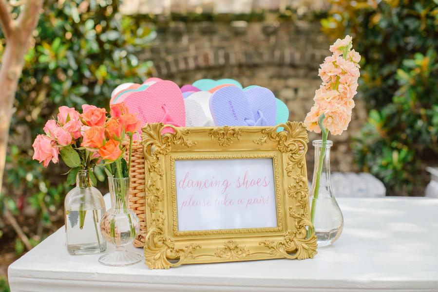 Spring Wedding at The Gadsden House in Charleston, South Carolina